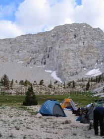 Camp Lake, Mt. Whitney