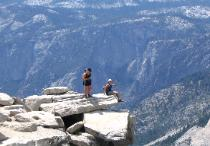 Summit of Half Dome